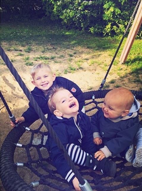 Glade unger